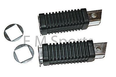 Mini Moto Pocket Bike Parts Crotch Rocket Footpegs Foot pegs 47cc 49cc New Style