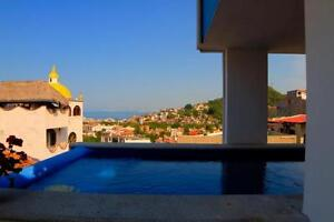 Puerto Vallarta condo rental, 2 bedroom, 2 bath w/t private pool