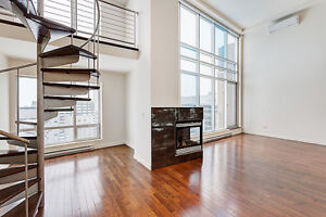STUNNING 2 BEDROOM + MEZZANINE PH SUITE AVAILABLE IN Montreal