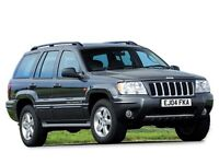 Jeep Grand Cherokee 4.7L V8 Limited with LPG Conversion