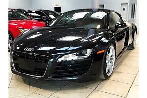 2009 Audi R8 4.2 6-SPD MANUAL | GT WHEELS INCL. | CLEAN!