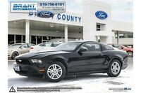 2012 Ford Mustang V6 CLEAN CARPROOF!!
