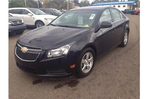 2012 Chevrolet Cruze LT Turbo LOW KMS! BLUETOOTH! USB/AUX PORTS!
