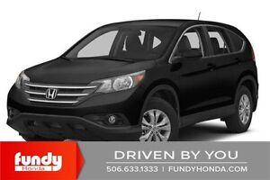 2013 Honda CR-V EX EXTENDED WARRANTY - SUNROOF - HEATED SEATS!
