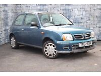 FOR SALE MY MICRA 1.0 3 DOOR PETROL ONLY 80.000 MILES 1 OWNER FROM NEW !!!!