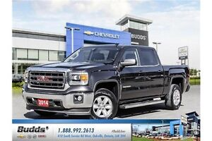 2014 GMC Sierra 1500 SLE Safety and E-Tested