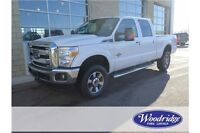 2015 Ford F-350 6.7L V8, CREW, LEATHER