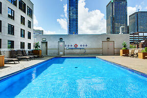 loft, pool, gym -old port,Montreal downtown