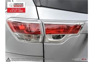2014 Toyota Highlander LE Toyota Certified, One Owner, Toyota... London Ontario image 12