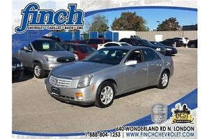 2006 Cadillac CTS Base MANUAL SOLD AS IS / AS TRADED London Ontario image 1