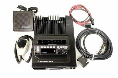 Motorola Astro Spectra Uhf 100 Watts 128 Ch 450-485 Mhz W4 Ham