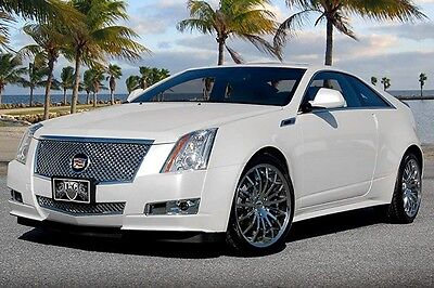 2008-2013 Cadillac CTS Classic Dual Weave Mesh Grille - E&G 1007-0104-08D