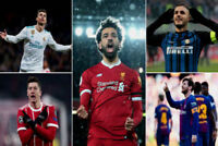 EPL Top-10 Football Players at present