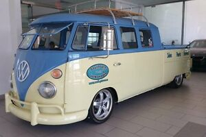 1962 Volkswagen Bus/Vanagon Double Cab FINANCING AVAILABLE!