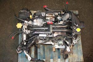 JDM Subaru Impreza WRX Turbo EJ20 EJ20X EJ20Y Engine 2.0L