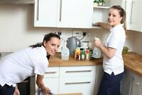 Seeking Part & Full Time > Residential Home Cleaning - Employees