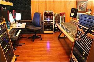 Rent fully fitted recording studio Vermont South Whitehorse Area Preview