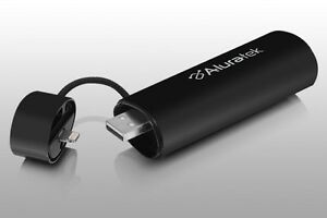 Aluratek Portable Cell Phone Charger