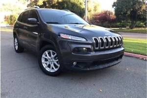 2014 Jeep Cherokee North 4x4  - only 44000km