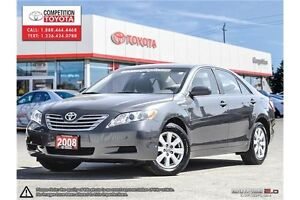2008 Toyota Camry Hybrid Base No Accidents, Toyota Serviced