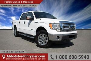 2013 Ford F-150 XLT W/ Navigation & Backup Camera