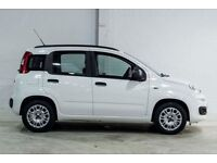 Fiat PANDA EASY (white) 2014