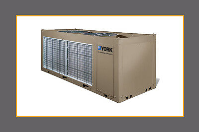 2018 YORK 28 ton Air Cooled Chiller NEW w warranty IN STOCK low ambient, R410a