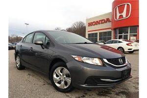 2013 Honda Civic LX BLUETOOTH | REOMTE KEY-LESS ENTRY WITH TR...