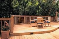 DECK AND FENCE INSTALLER NEEDED! CALL (905)348-7263