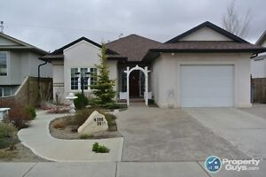 One level living at its finest. Private fenced back yard!