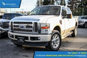 2010 Ford F-350 Lariat Navigation, Sunroof, and Backup Camera