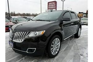 "2013 Lincoln MKX Base CLEAN CAR-PROOF ACCIDENT FREE !!! 20"" A..."