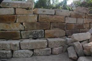 Recycled Sandstone Blocks Lidcombe Auburn Area Preview