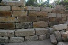 Recycled Sandstone Blocks Lidcombe Auburn Area Preview