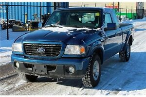 2008 Ford Ranger Sport | V6 | CERTIFIED + E-Tested