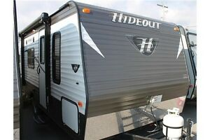 2016 Keystone HIDEOUT 178LHS TRAVEL TRAILER