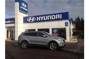 2013 Hyundai Santa Fe XL Limited