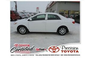 2013 Toyota Corolla CE Lease Return, One Owner, Heated Seats,...