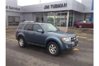 2011 FORD ESCAPE LIMITED ***AMAZING CONDITION***