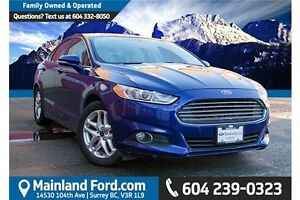 2013 Ford Fusion SE LOCAL, NO ACCIDENTS, LOW KM'S