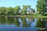 St. John River Water Front House on 3 acres