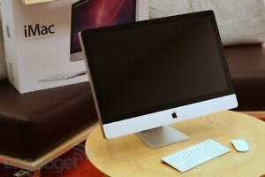APPLE iMac 27 with APPLE wireless KB and Mouse