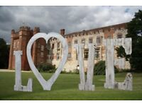 'Stand In Heart' Love letters for Hire
