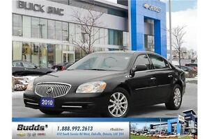 2010 Buick Lucerne CXL Safety and E-Tested.