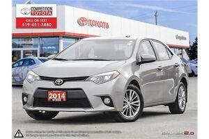 2014 Toyota Corolla LE London Ontario image 1