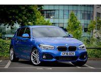 118d M Sport BMW