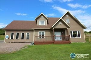 Private 1 acre lot, spacious & beautiful 6 yr old home