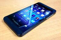 Blackberry Z10 16go noir touch pour Bell Virgin Solo Mobile