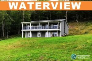Lochaber Lake - Waterfront 3 bdrm on 4.82 ac, room to expand!