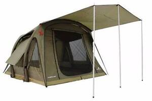 Airvolution AT-4 tent Pearce Woden Valley Preview